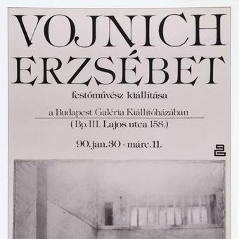 Vojnich Erzsébet festőművész kiállítása