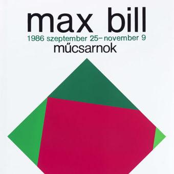 Max Bill (kiállítása)