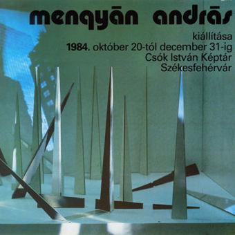 Mengyán András kiállítása