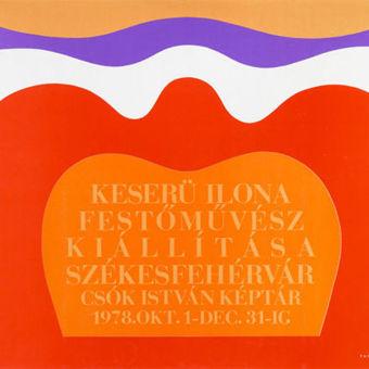 Keserü Ilona festőművész kiállítása
