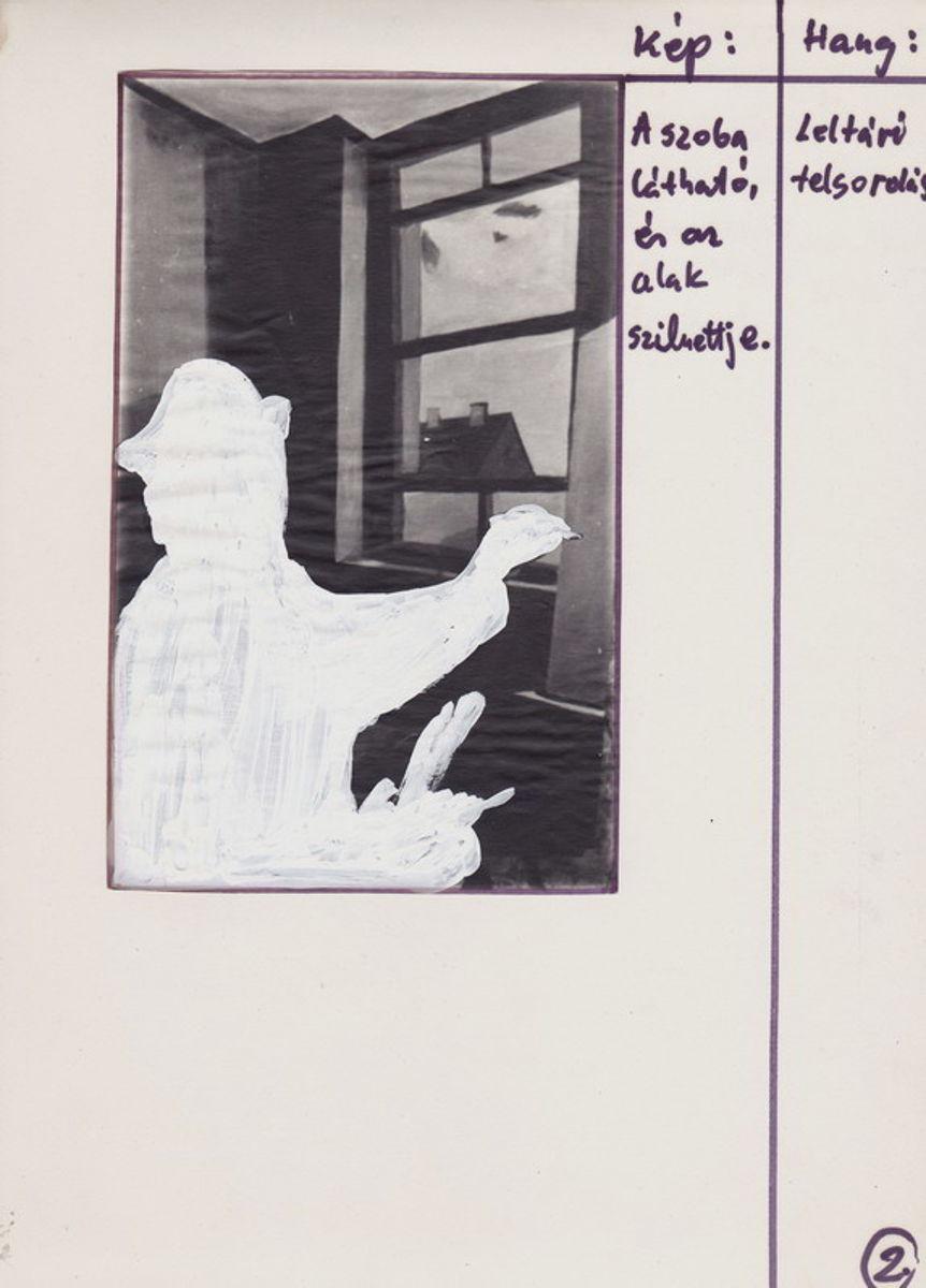 feLugossy László: Műelemzési kísérlet (1978)
