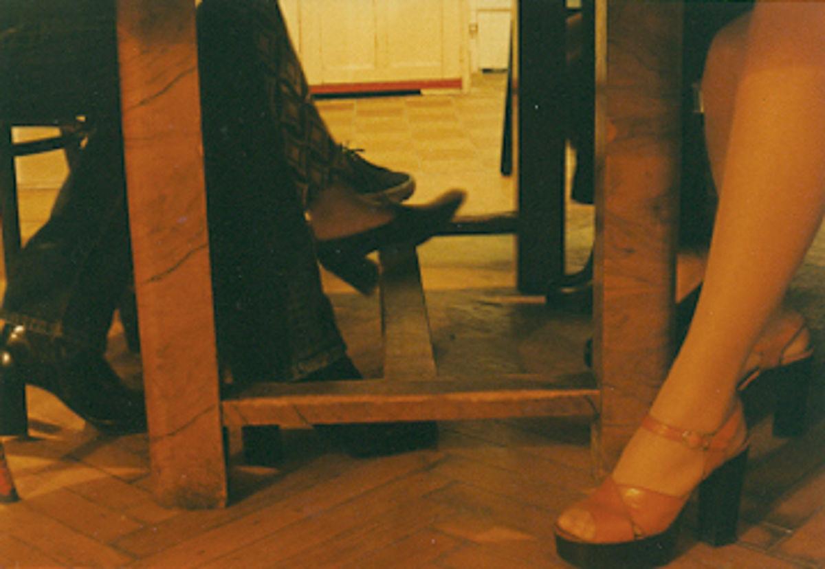 Káldi Katalin: Lábak 1-3 (1997)