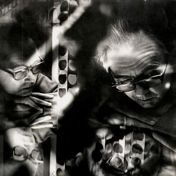 Victor Vasarely portréja