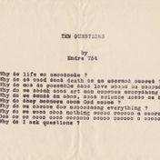 Ten Questions