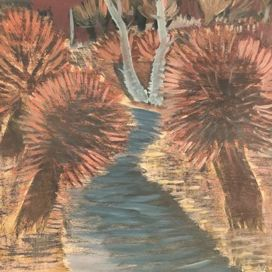 Vörös fűzfák