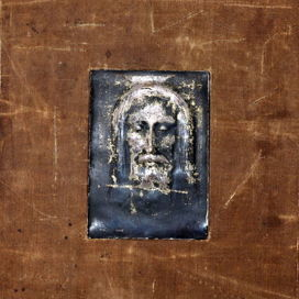 The face from the Shroud of Turin