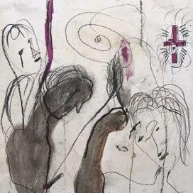 Illusztráció Marquis de Sade: Juliette című művéhez